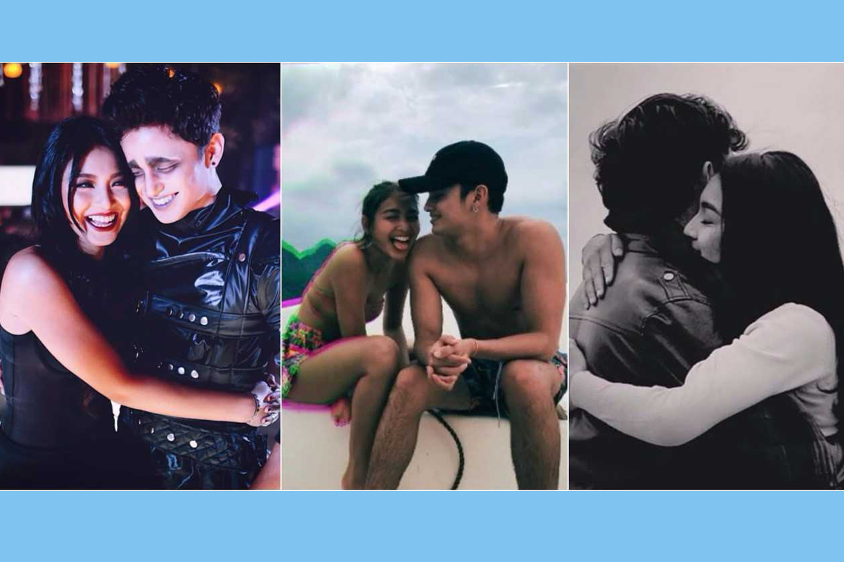 25 Times James and Nadine Gave Us Intense Relationship Goals