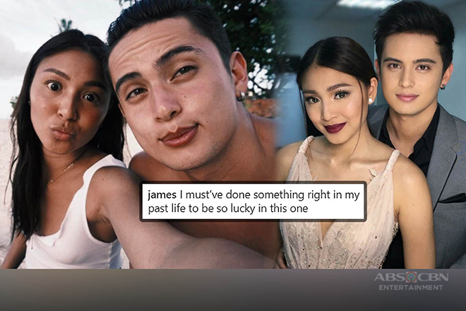 PHOTOS: This is how James Reid and Nadine Lustre make their relationship work