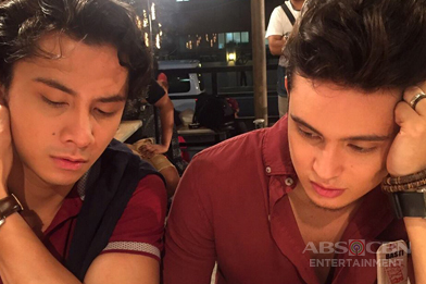 LOOK: 10 Cute Sleepy Moments of Birthday Boy JC Santos