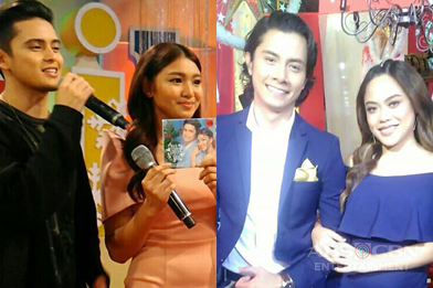 LOOK: JaDine, Kim and JC join #ASAPNovmbrrr episode