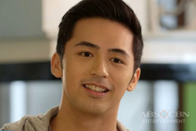 "Enzo Pineda adds kilig to ""Till I Met You"""