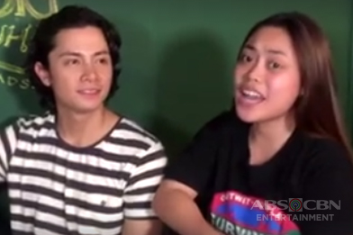 WATCH: JC and Kim re-enact famous Marvin - Jolina scene in