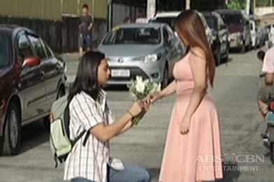 Episode 105: Kelly at Otap, nag-propose na sa isa't isa