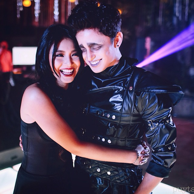 27 photos of James and Nadine that prove their love can stand the test of time