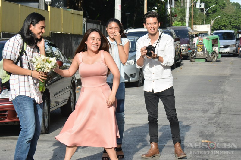 IN PHOTOS: Till I Met You Last Taping Day