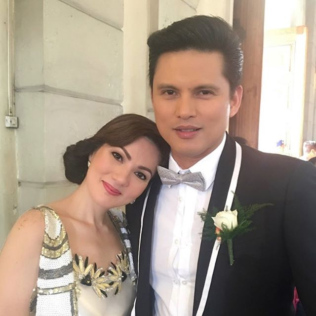 Behind-the-scenes: Kasalang Val at Nestor sa Till I Met You