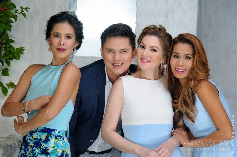 Till I Met You Cast Pictorial