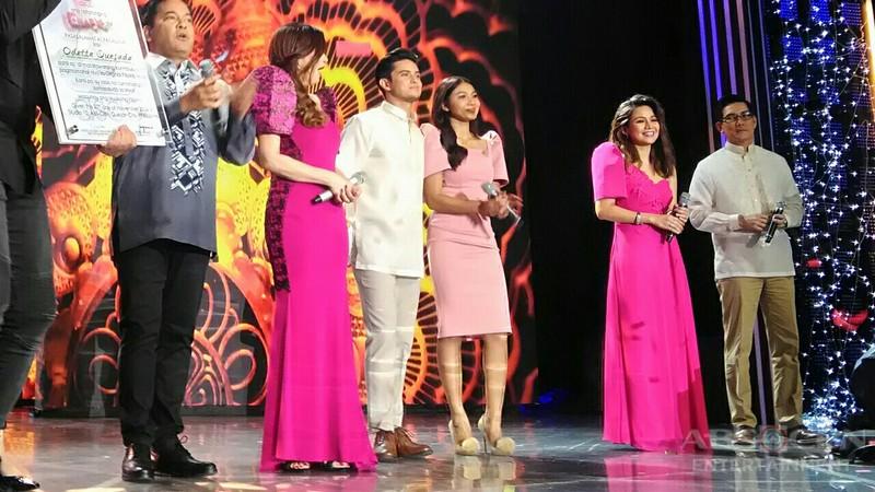 LOOK: JaDine, Kim and JC join #ASAPNovmbrrr episode
