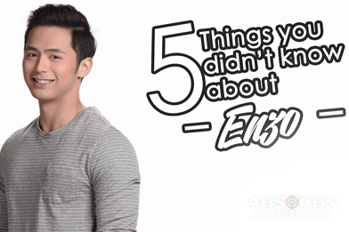 5 fun facts about Enzo Pineda